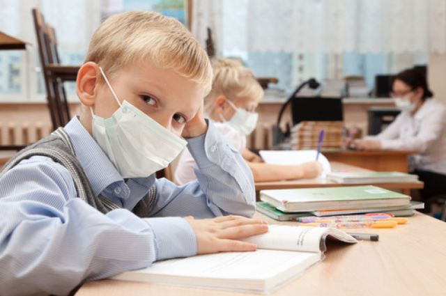 Защита детей от гриппа и простуды в осенне-весенний период