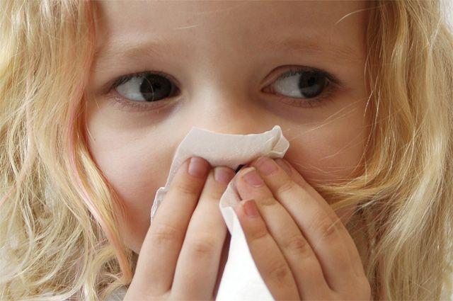 Как лечить риносинусит у детей