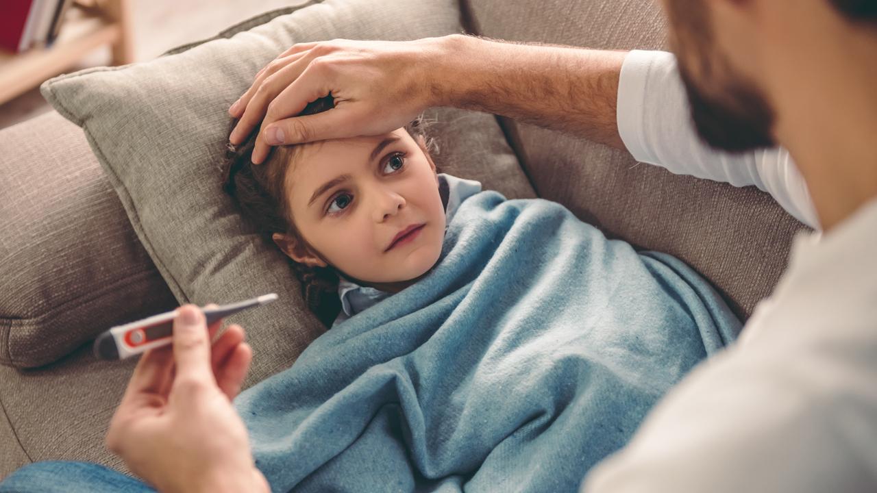 ОРВИ у детей – симптомы, лечение, профилактика