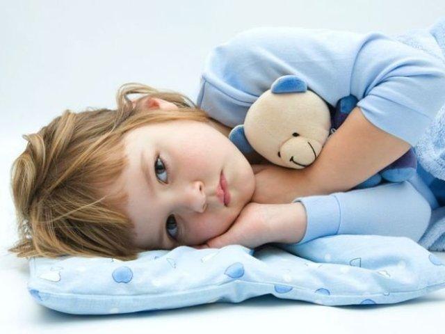Осложнения при ОРВИ у детей