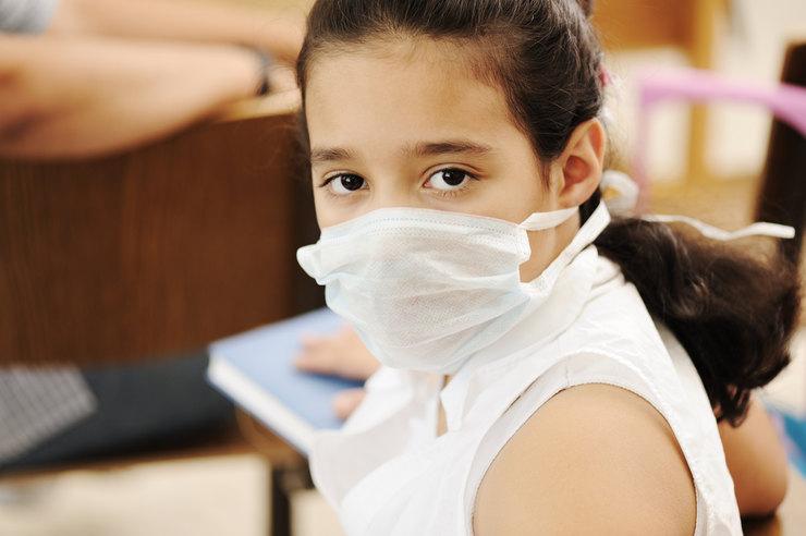 Свиной грипп у детей: профилактика и лечение