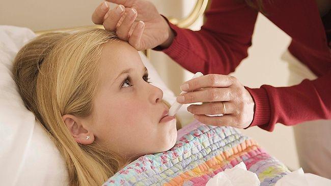 Часто болеющий ребенок. Как бороться с данной проблемой?