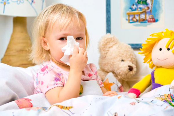 Как отличить вирусную инфекцию от бактериальной у ребенка по анализу крови
