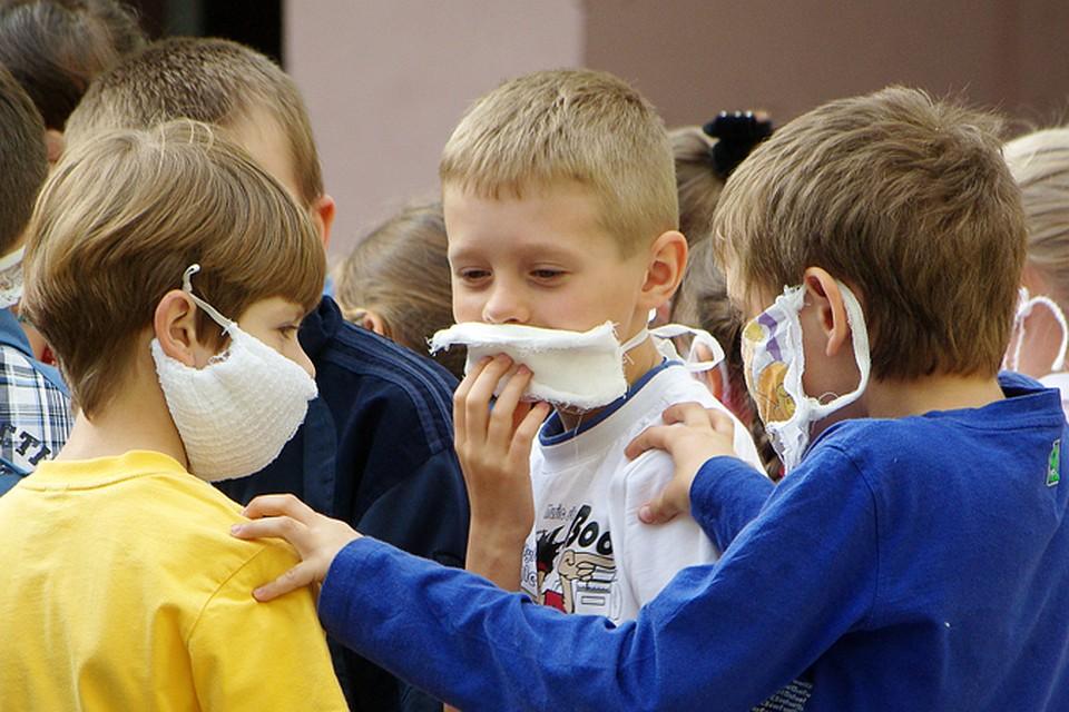 Что защитит ребенка от «свиного» гриппа?