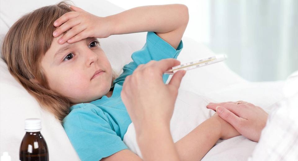 Простуда у детей – симптомы, лечение, профилактика