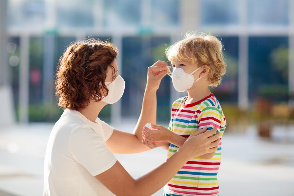 Детский коронавирус: симптомы и профилактика